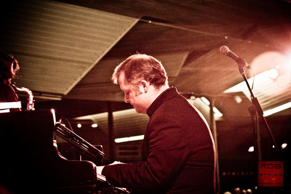 Dave Milligan (Colin Steele Quartet)