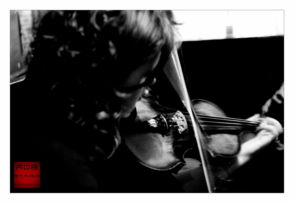Fiddle Player, Ireland