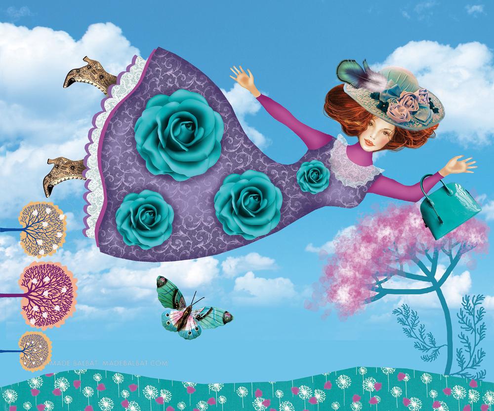 Flying Lady — Made Balbat