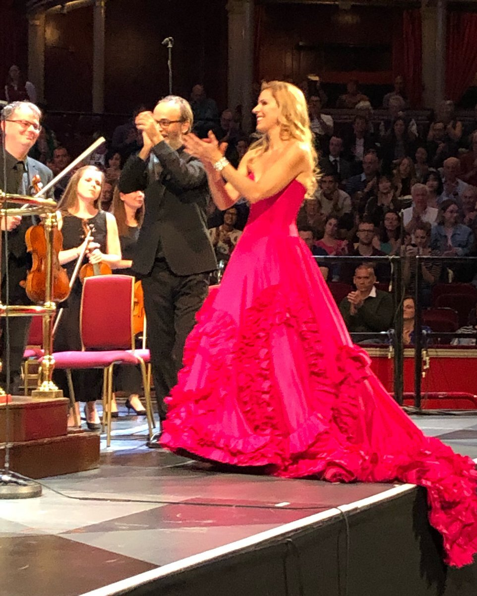 """BBC PROMS Hafiz Love Songs - """"Szymanowski's Love Songs of Hafiz was full of iridescent beguilement, with Georgia Jarman as the effortlessly soaring soprano…""""(THE GUARDIAN, SEPT 2019)"""