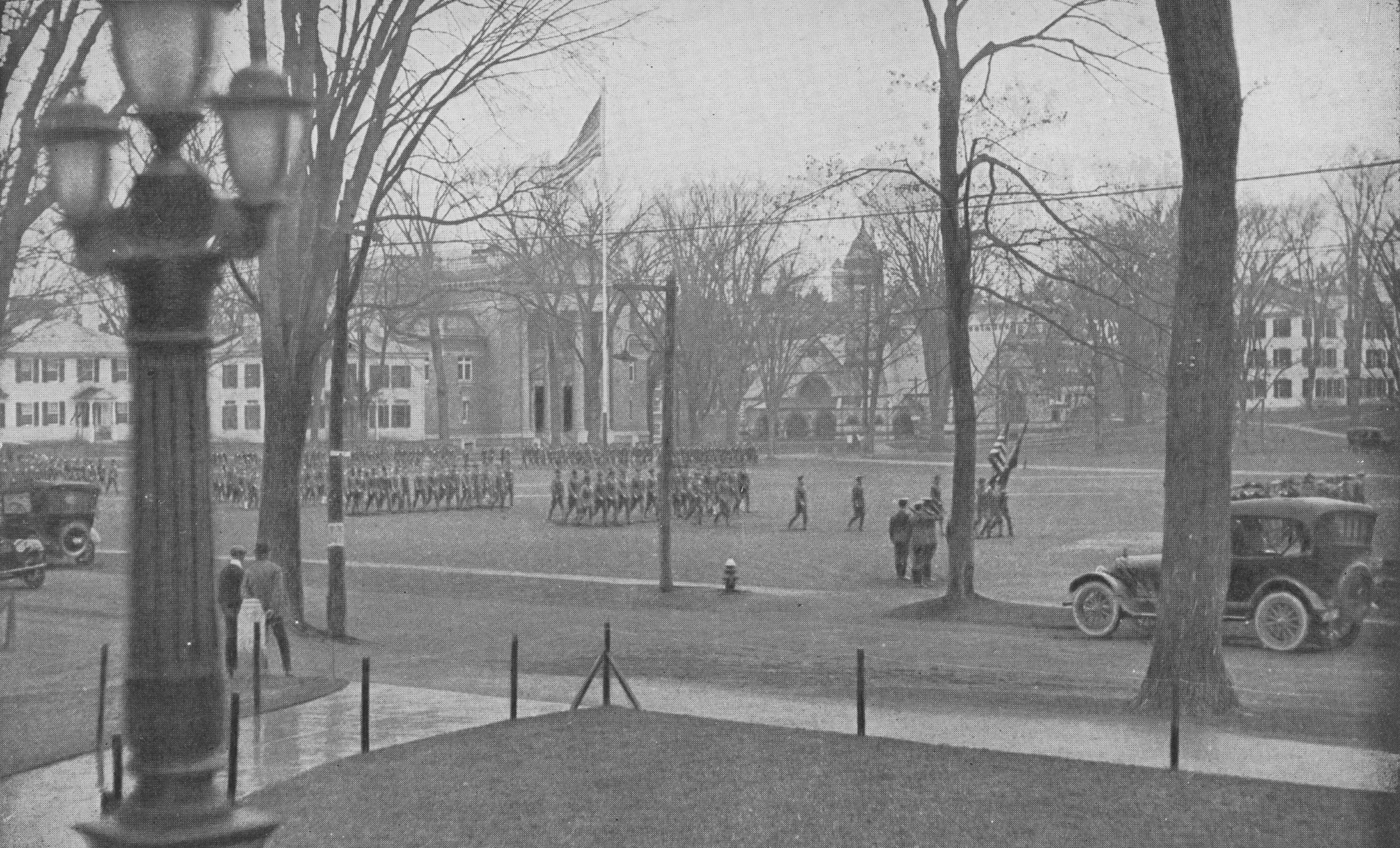 Dartmouth_College_Campus_-_The_Green,_World_War_I- 1914-1918.jpg