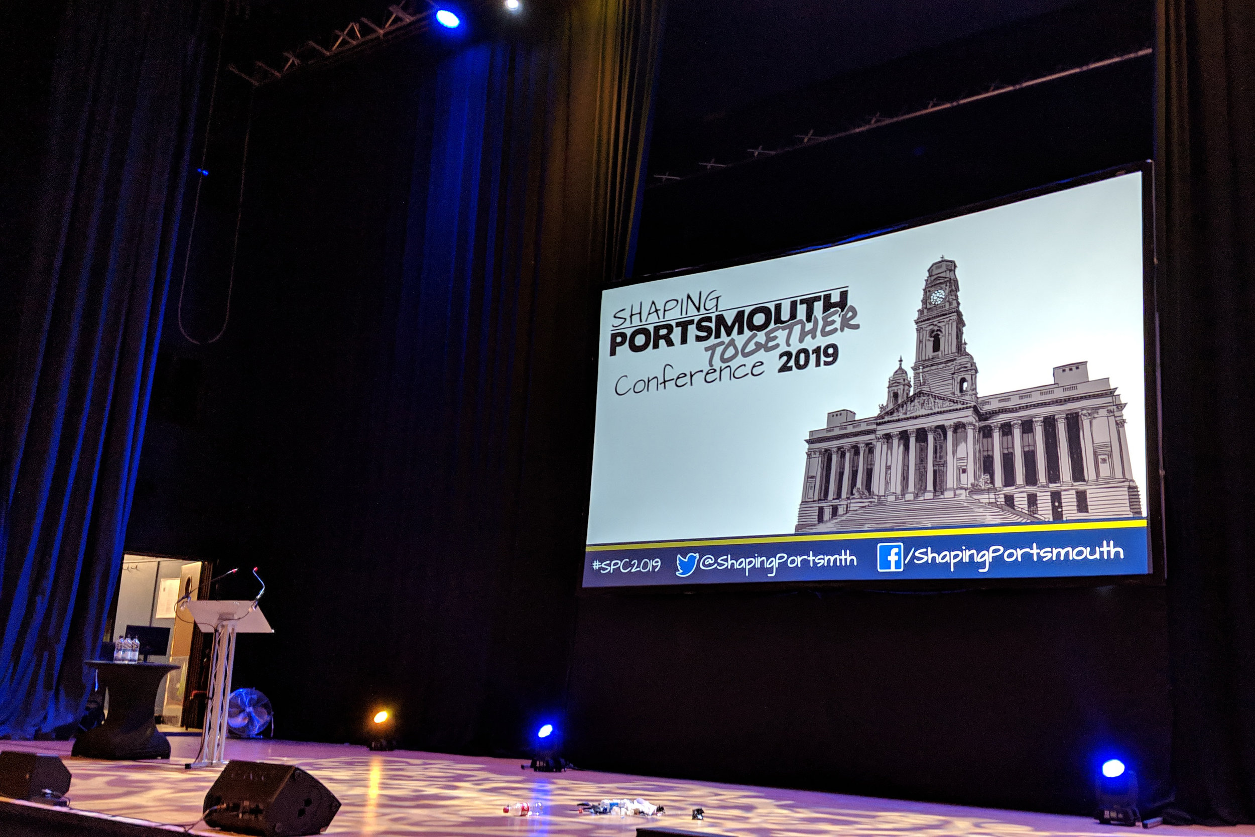 Shaping Portsmouth Conference 2019