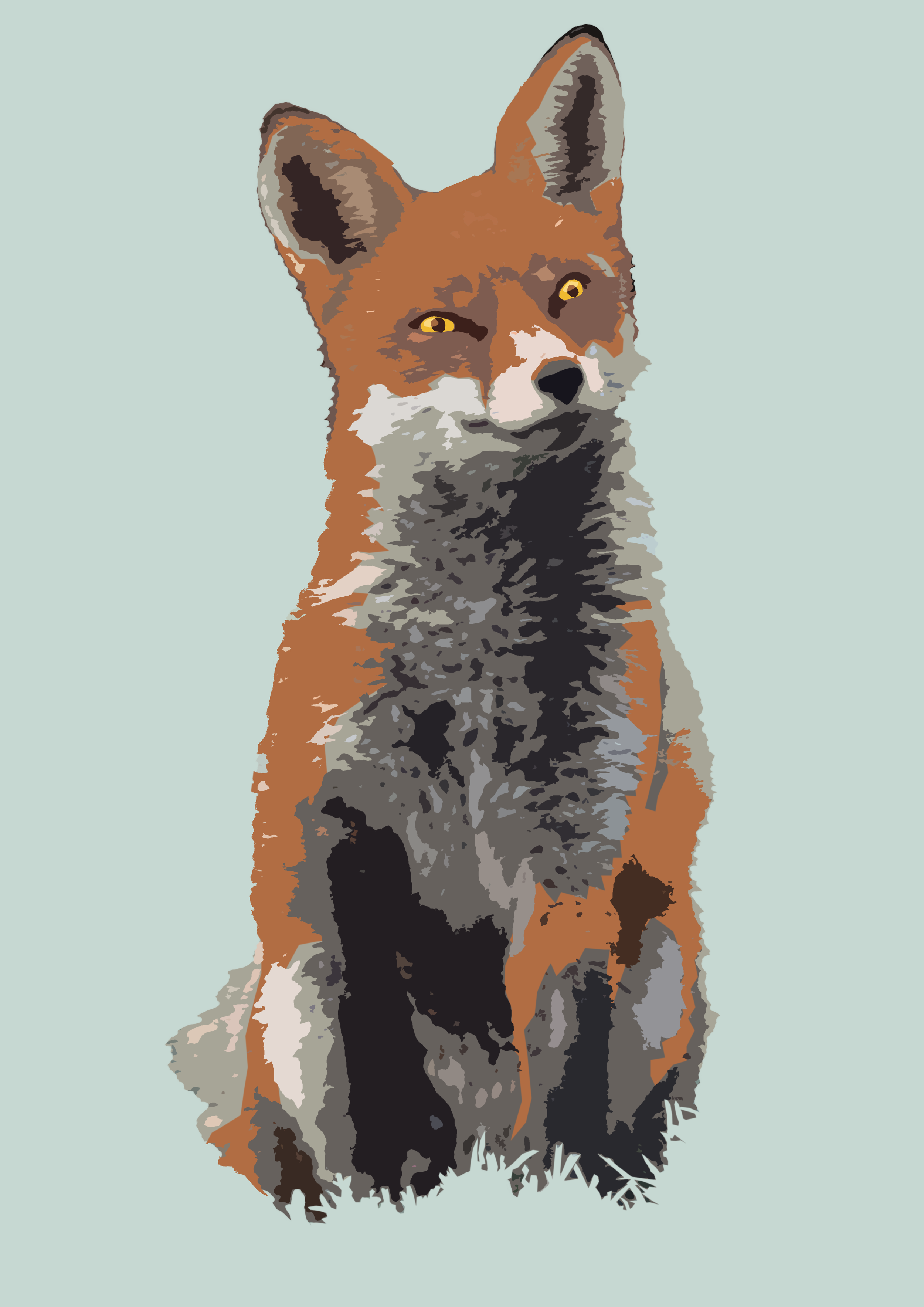 Scully the Fox