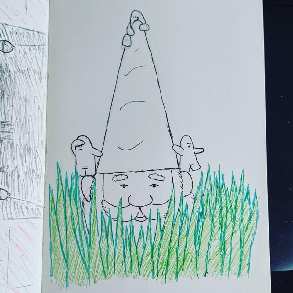Say 14: Overgrown