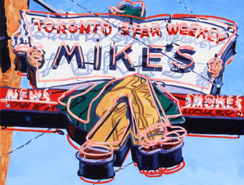 Mike's News