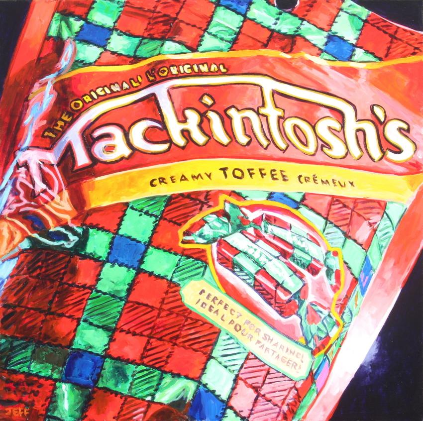 Mackintosh's Toffee