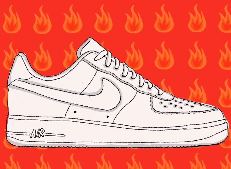 "The New ""It"" Shoe: Nike Air Force 1 — Jerk Magazine"