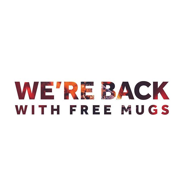 Oh yeah, we're back. Let's get the offer out the way  BUY 2 POUCHES AND YOU GET A FREE MUG.  It's been a crazy couple of months, we had to completely rebuild our site and redesign our brand but boy are we sexy now. We've got some awesome stuff coming including international selling via Amazon, podcasts, vocal coaching, new flavours and more. Stay tuned, Paul & Matt