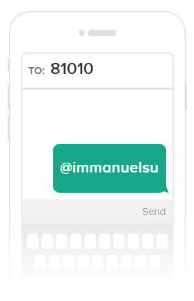 Sign up to get updates to your phone or email - The sunday school team uses the remind app to send text and email updates to parents throughout the school year. You can sign up to recieve these updates by texting @immanuelsu to 81010 or by clicking this link.