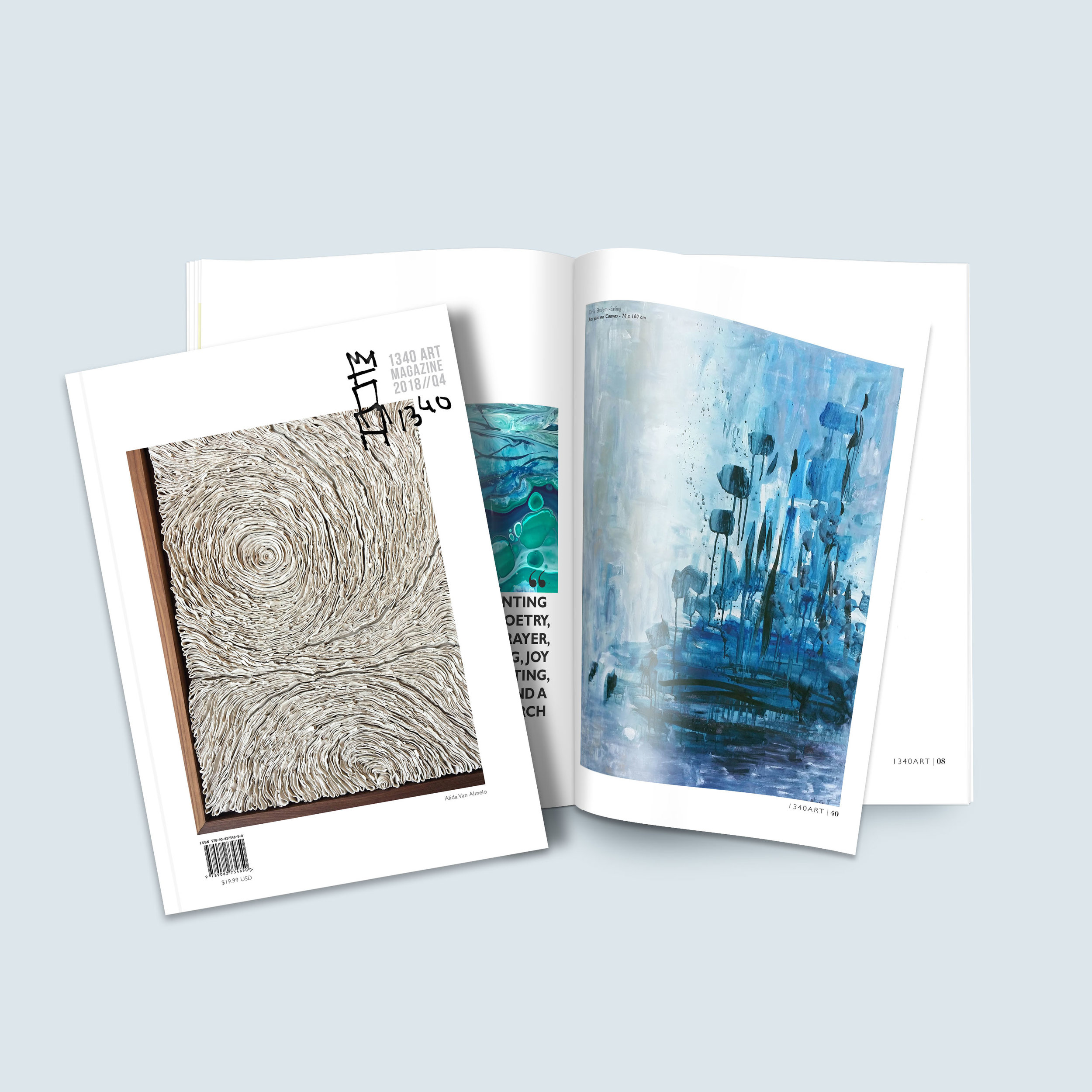 1340Art Magazine -