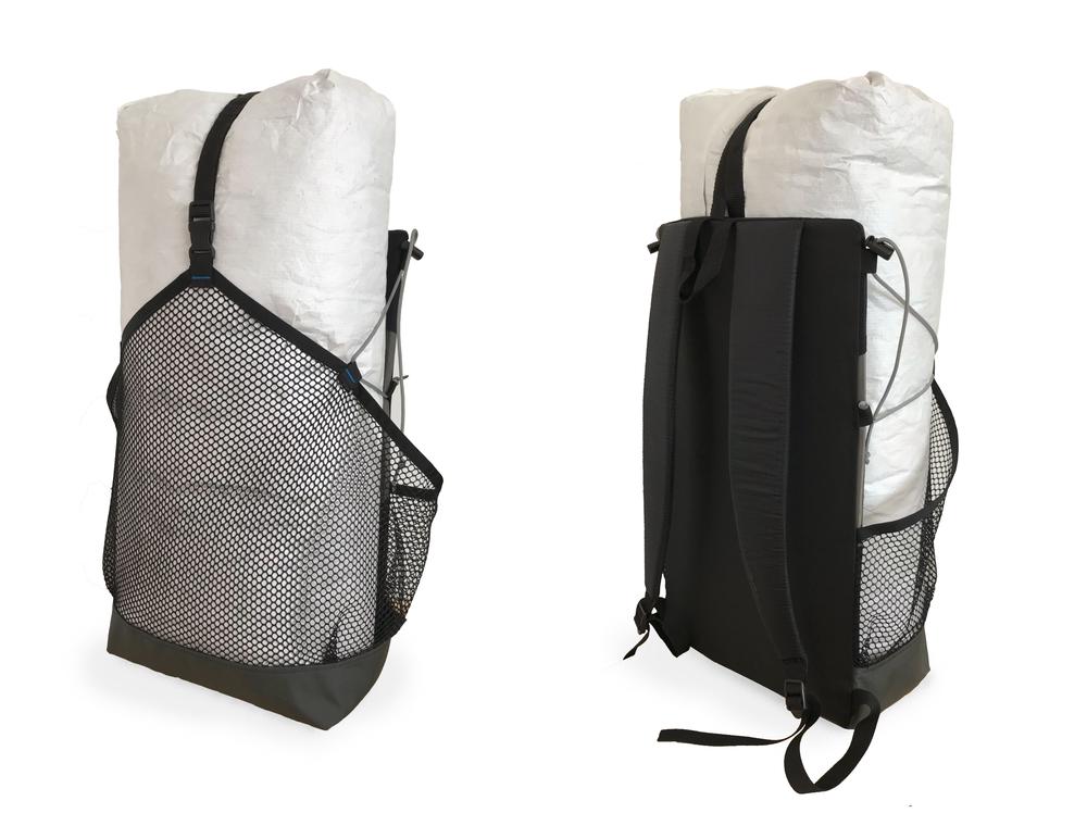 Easy To Make Ultralight Backpack