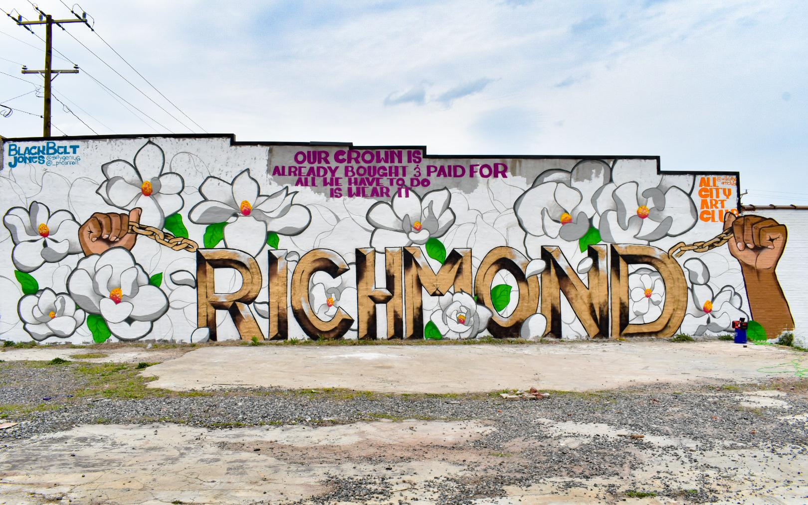 RICHMOND Mural