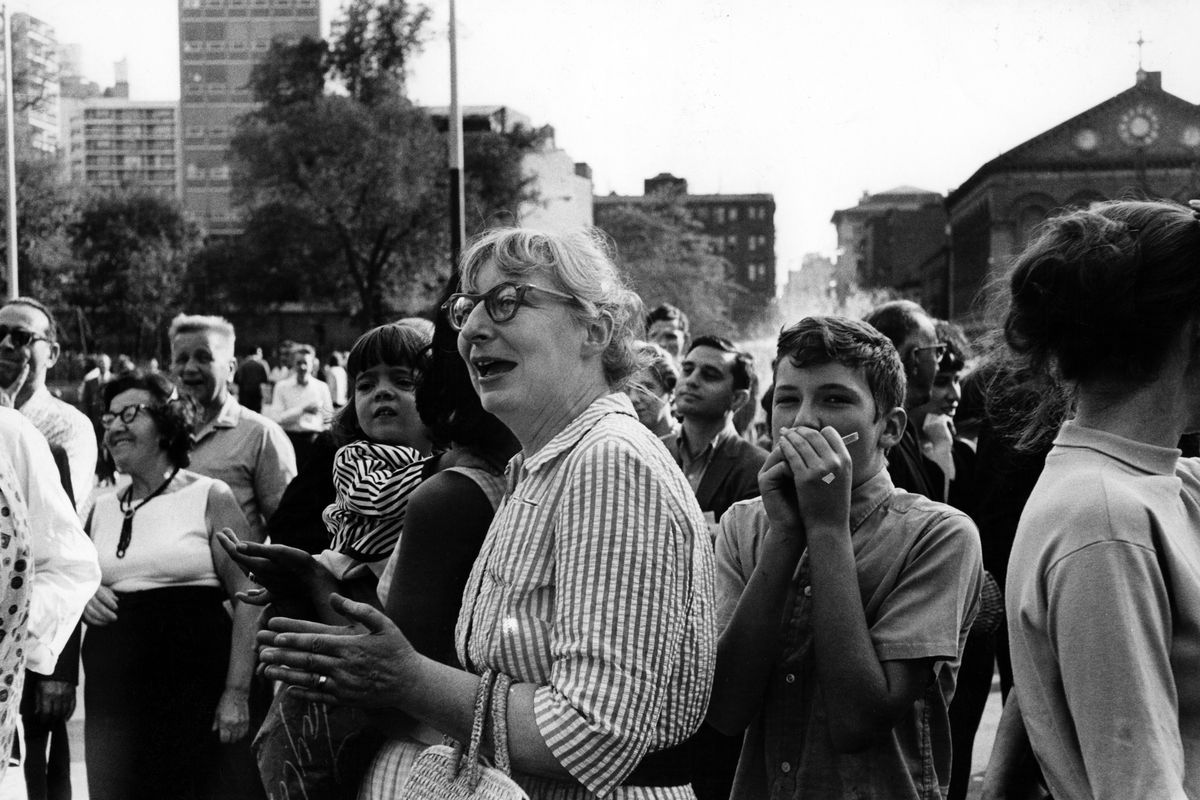 Cities have the capability of providing something for everybody, only because, and only when, they are created by everybody. - — JANE JACOBS