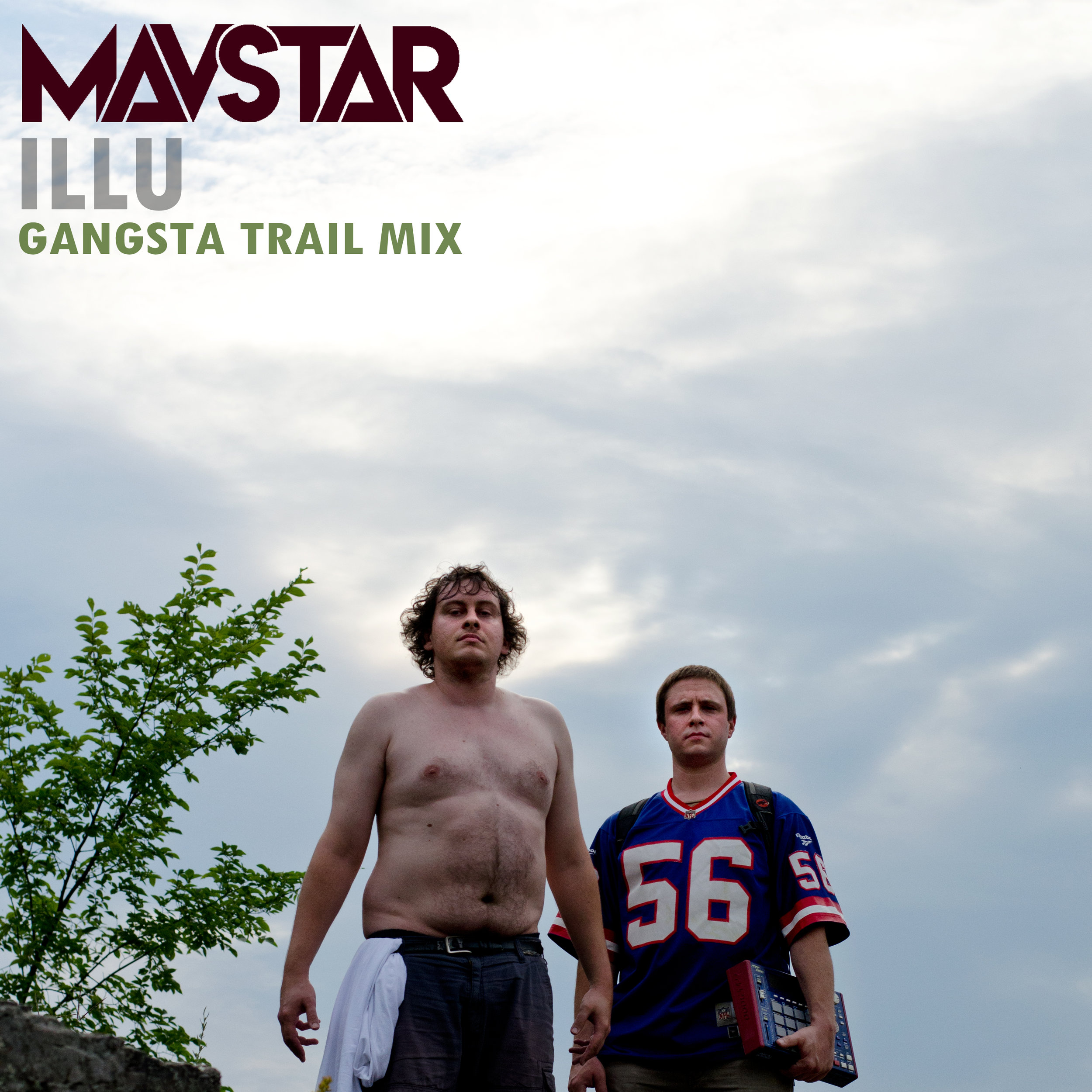 Gangsta Trail Mix