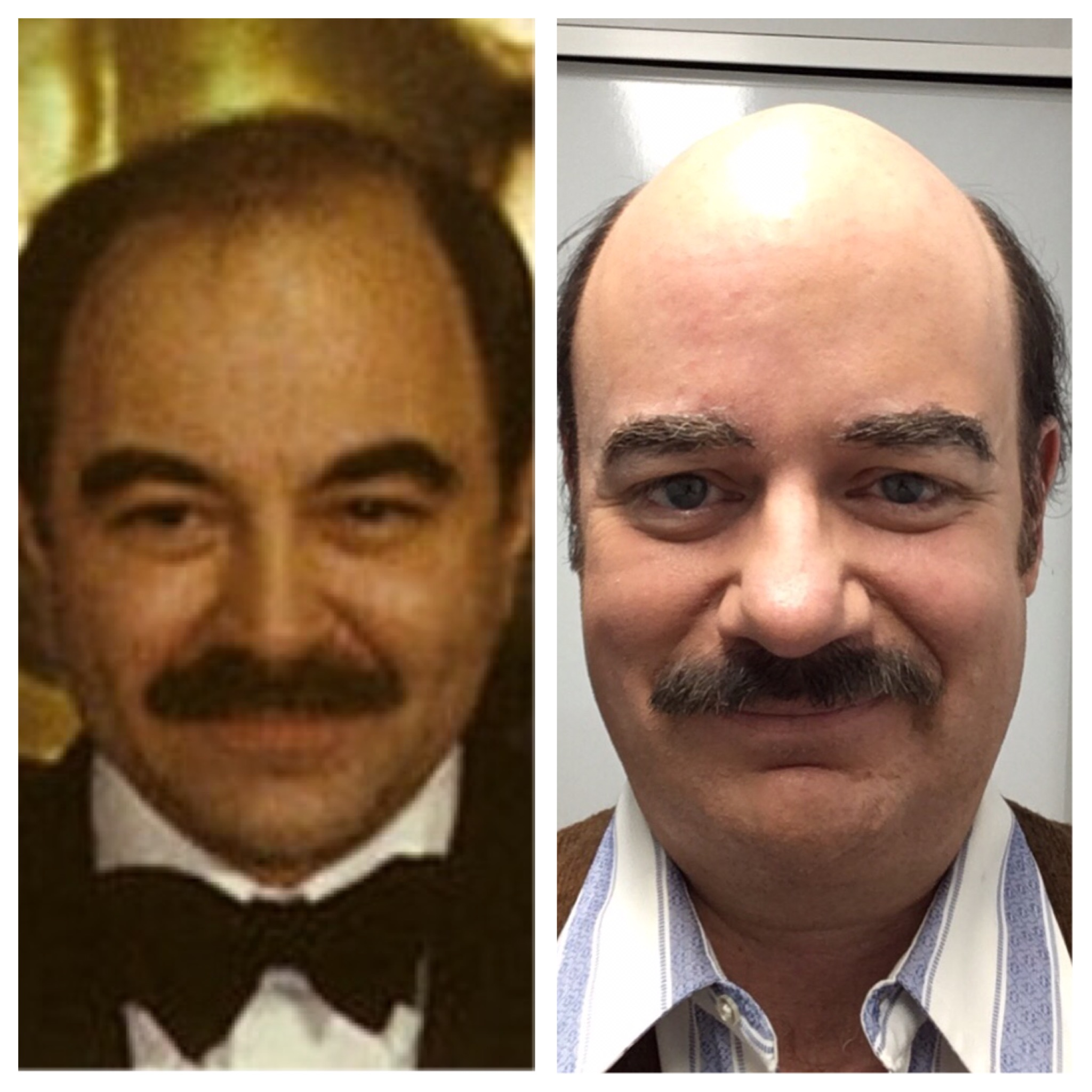 Award winning editor Alan Heim… and his doppelganger.