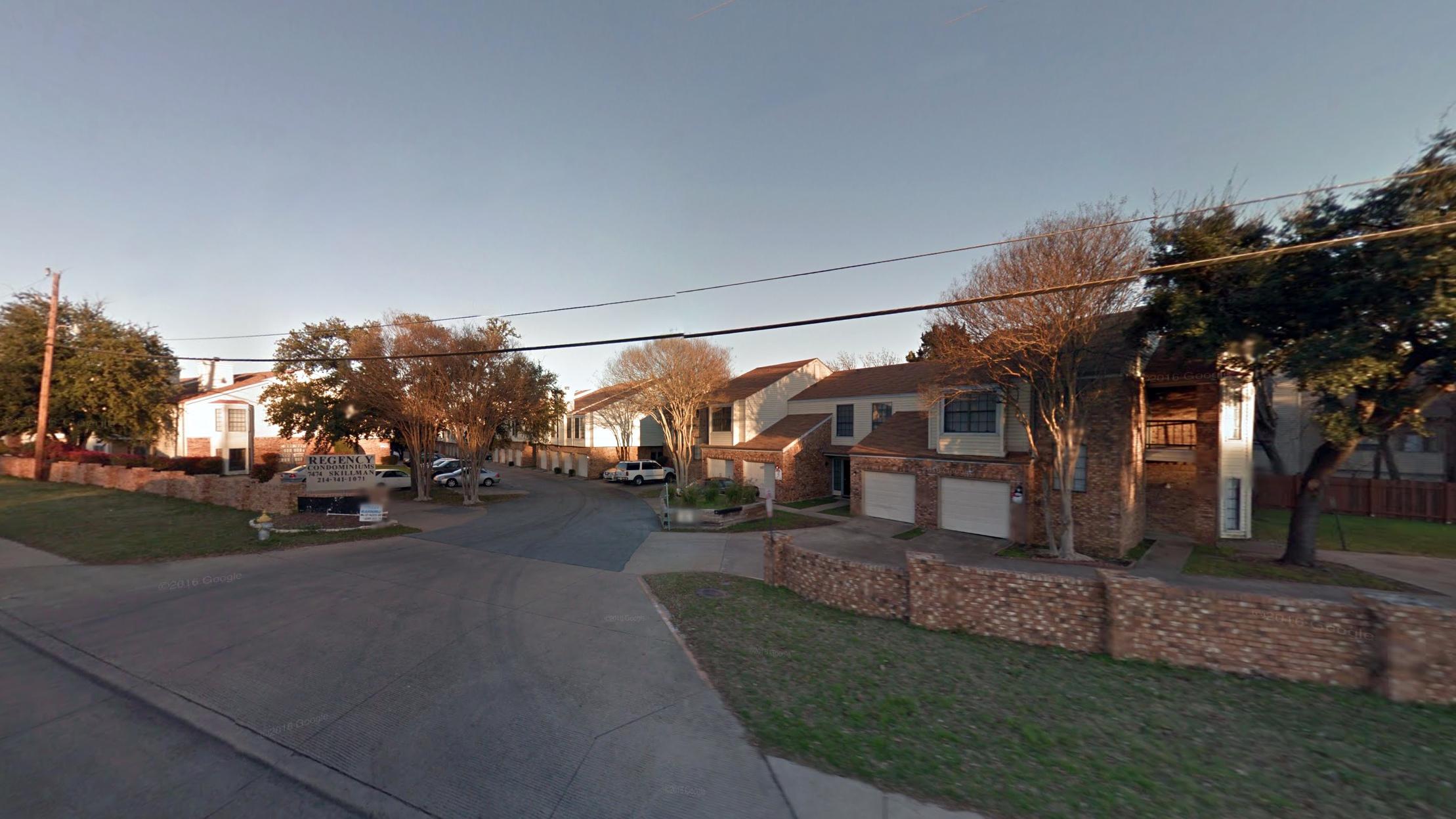1987-1988  7474 Skillman Street, Dallas, Texas