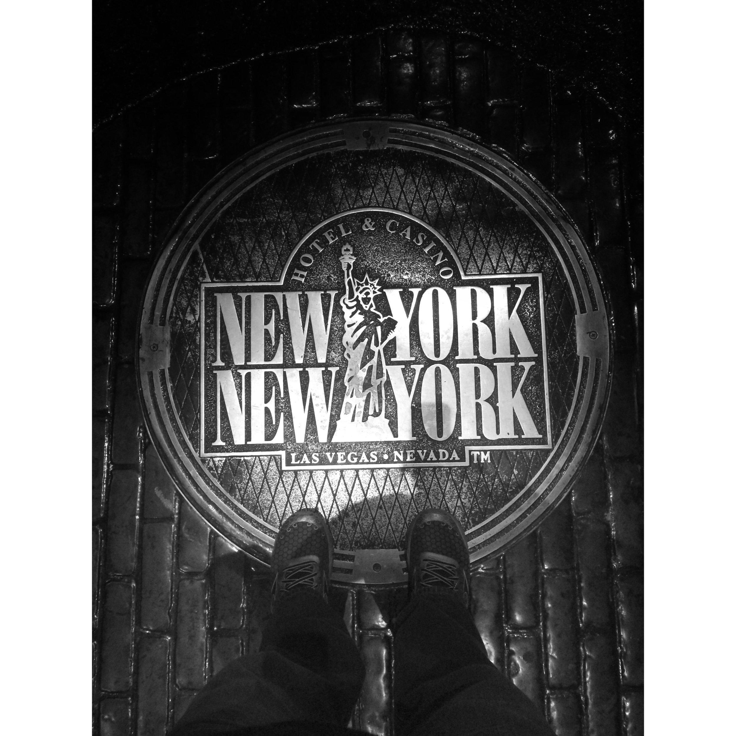 Inside New York New York Hotel - Las Vegas NV