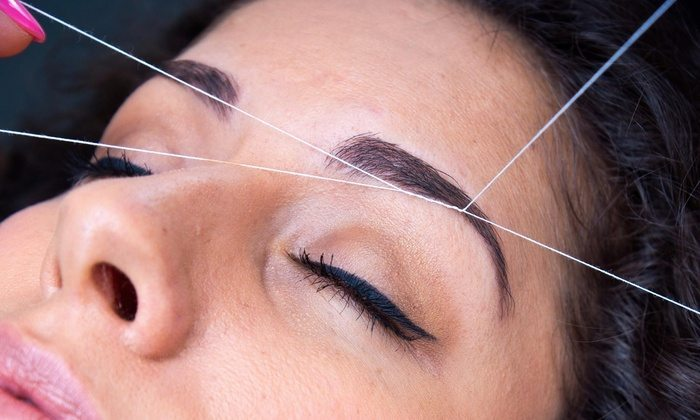 Brow services by Berry Beauty & Co.