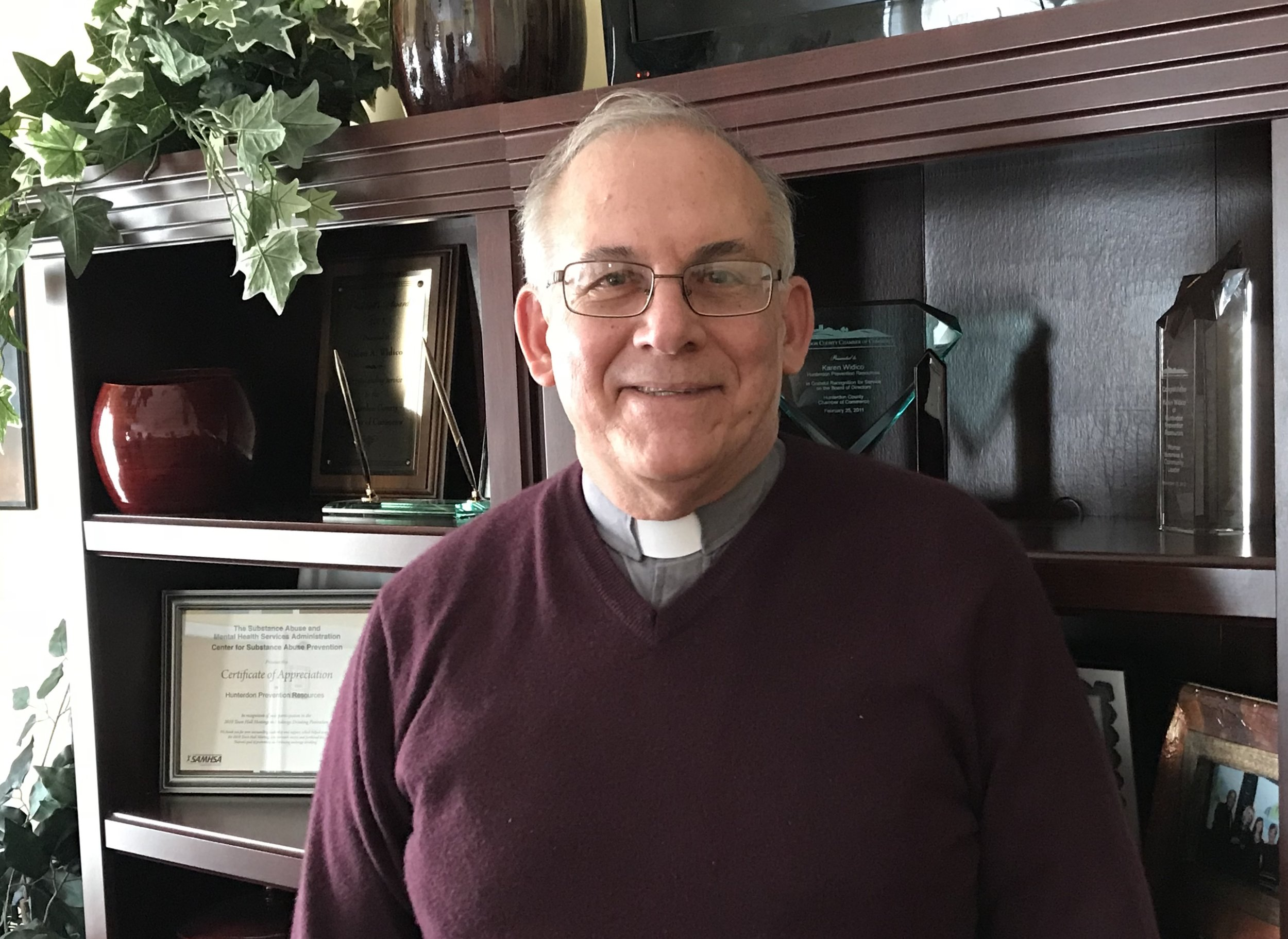 Fr. Harry Mazujian Project Outreach Coordinator.jpg