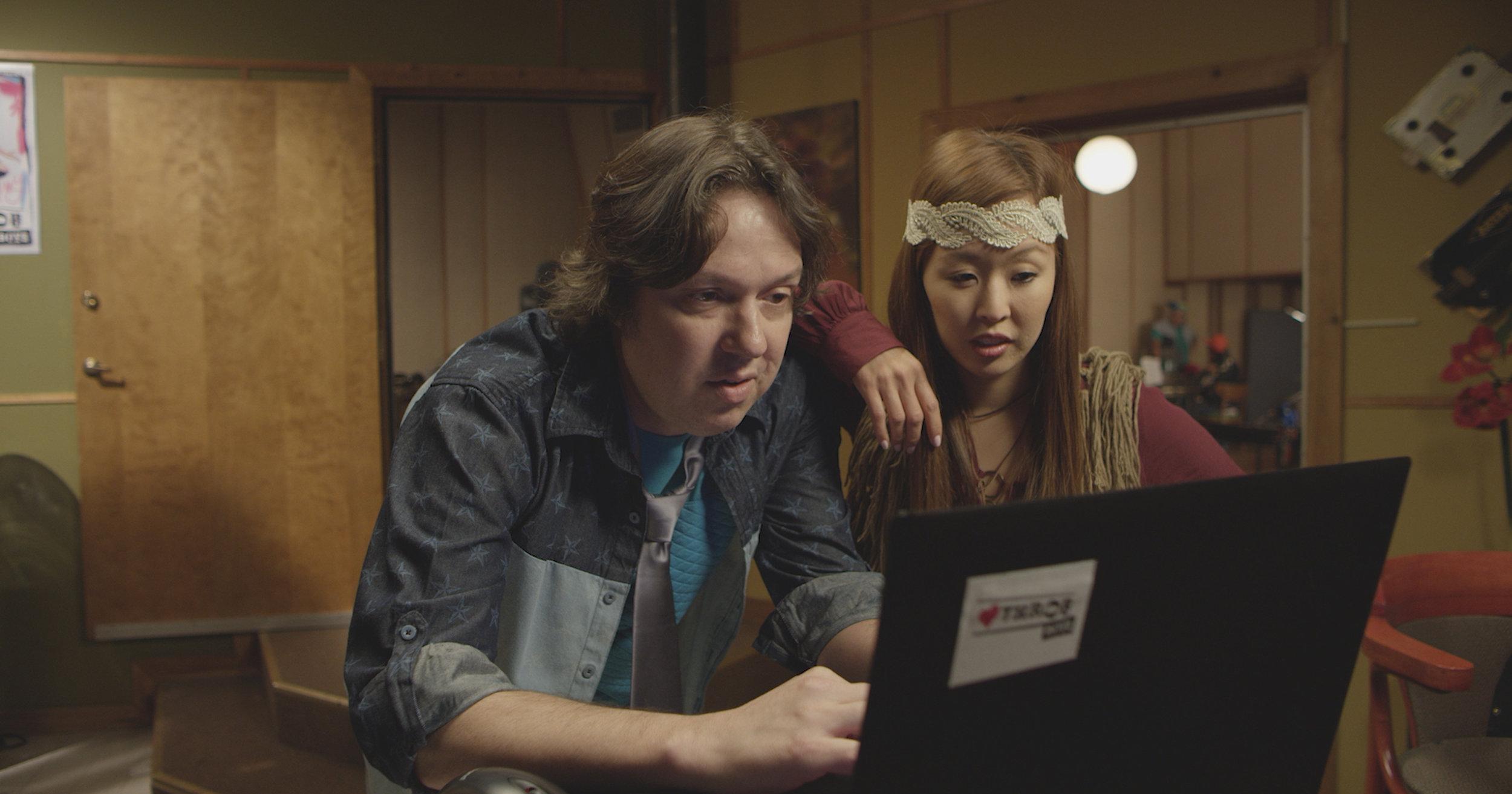 New Guy Tina at computer.jpg