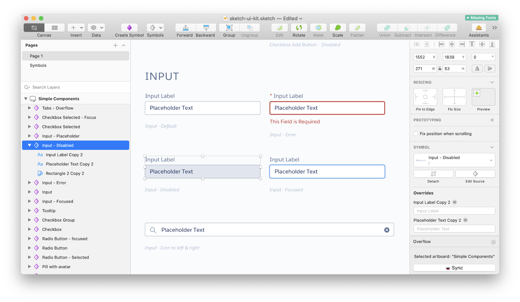 Migrating Your Design System From Sketch To Adobe Xd