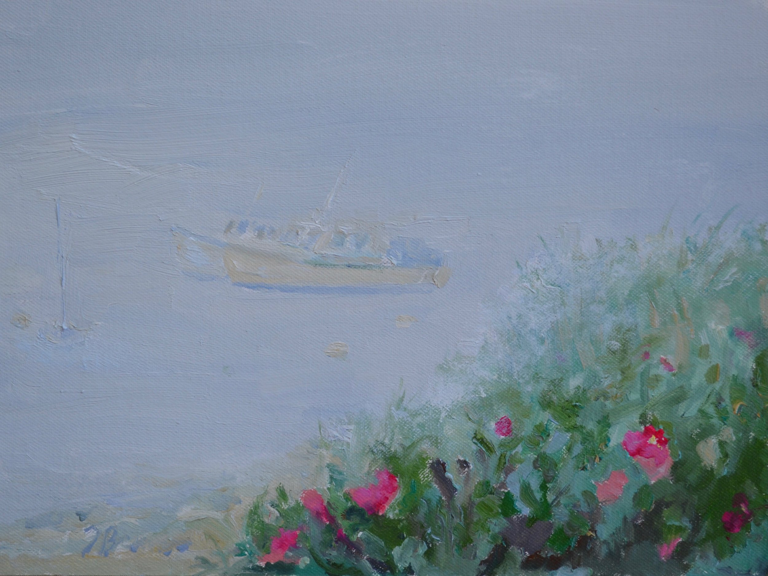 Rosy Boats