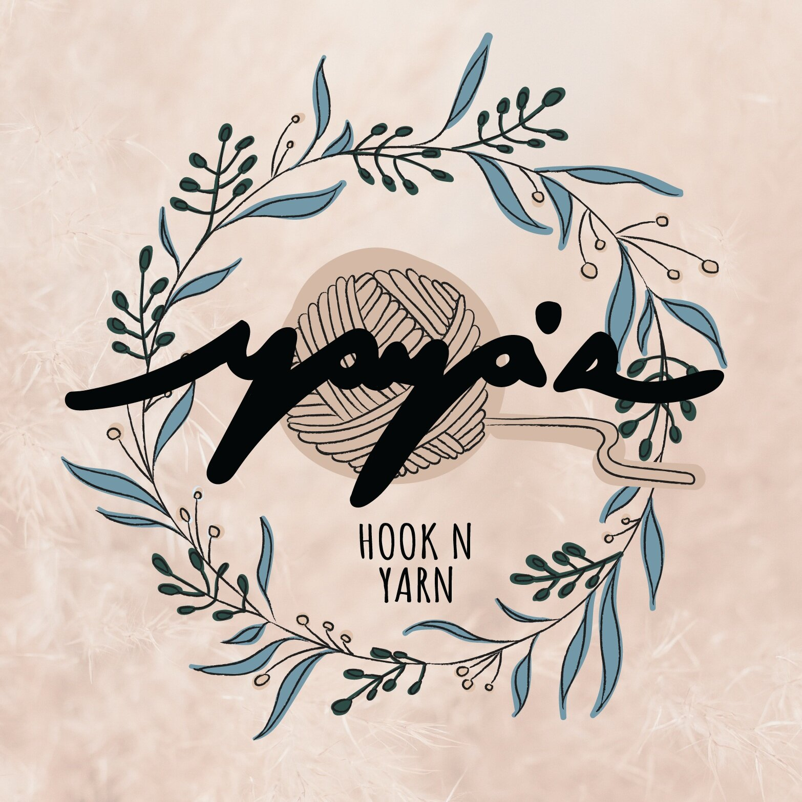 Yaya's Hooks N Yarn Brand Development