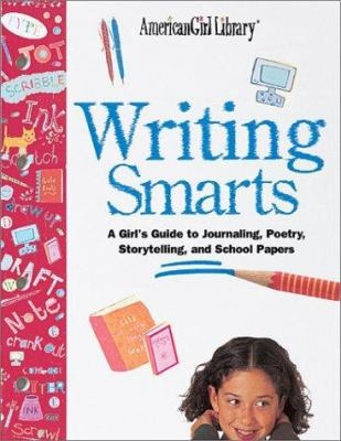 Awards | Reviews | NOminations - A companion title to School Smarts shows girls how to use words effectively in creative writing and in their schoolwork, with topics including how to find their voice, create characters, and tackle research papers.March 2002