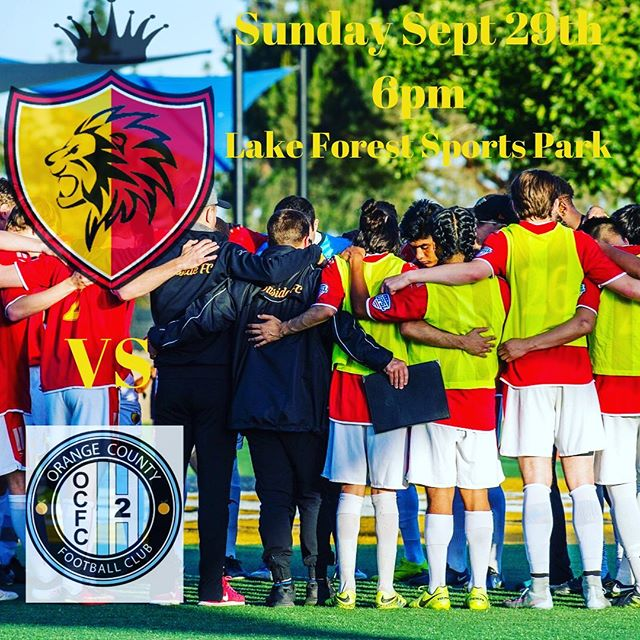 After a tough road loss to @inlandempire.fc with everything against us. We are resilient and are back to full strength and squad  this weekend as we host @ocfc2 in the Jungle @upslsoccer Sunday 6pm cant come soon enough🦁🦁🦁#LionsideFC #UPSL #UPSLSoccer #UPSLDivision1 #SoCalSoccer #NPSL #NPSLSoccer #LamarHuntUsOpenCup #LamarHunt #SouthBaySoccer #RedondoBeach #ElSegundo #Soccer #MLS #LAFC #LAGalaxy #SoccerClub #USMNT #grassrootssoccer #Nike #Adidas #Umbro #mycujoo #mycujootv