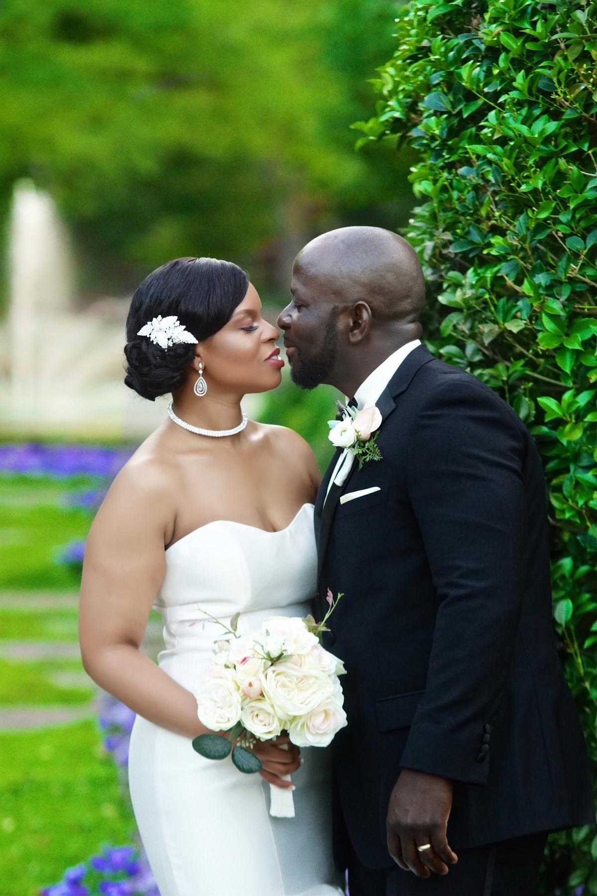 Stephanie & David's Wedding - DALLAS ABORETUM DALLAS TEXAS