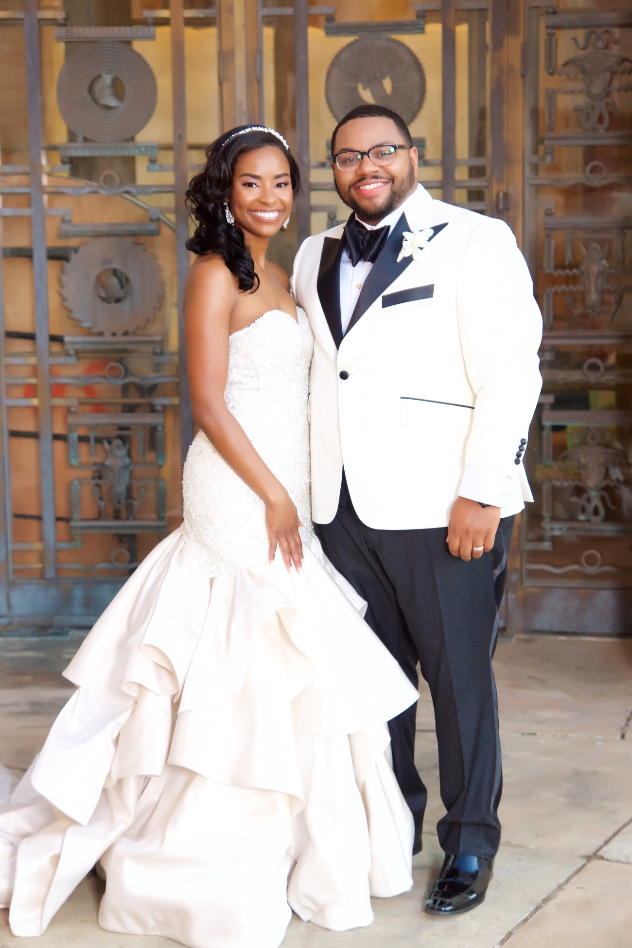 Cole & Lois-Marie Wedding - DALLAS HALL OF STATE TEXAS