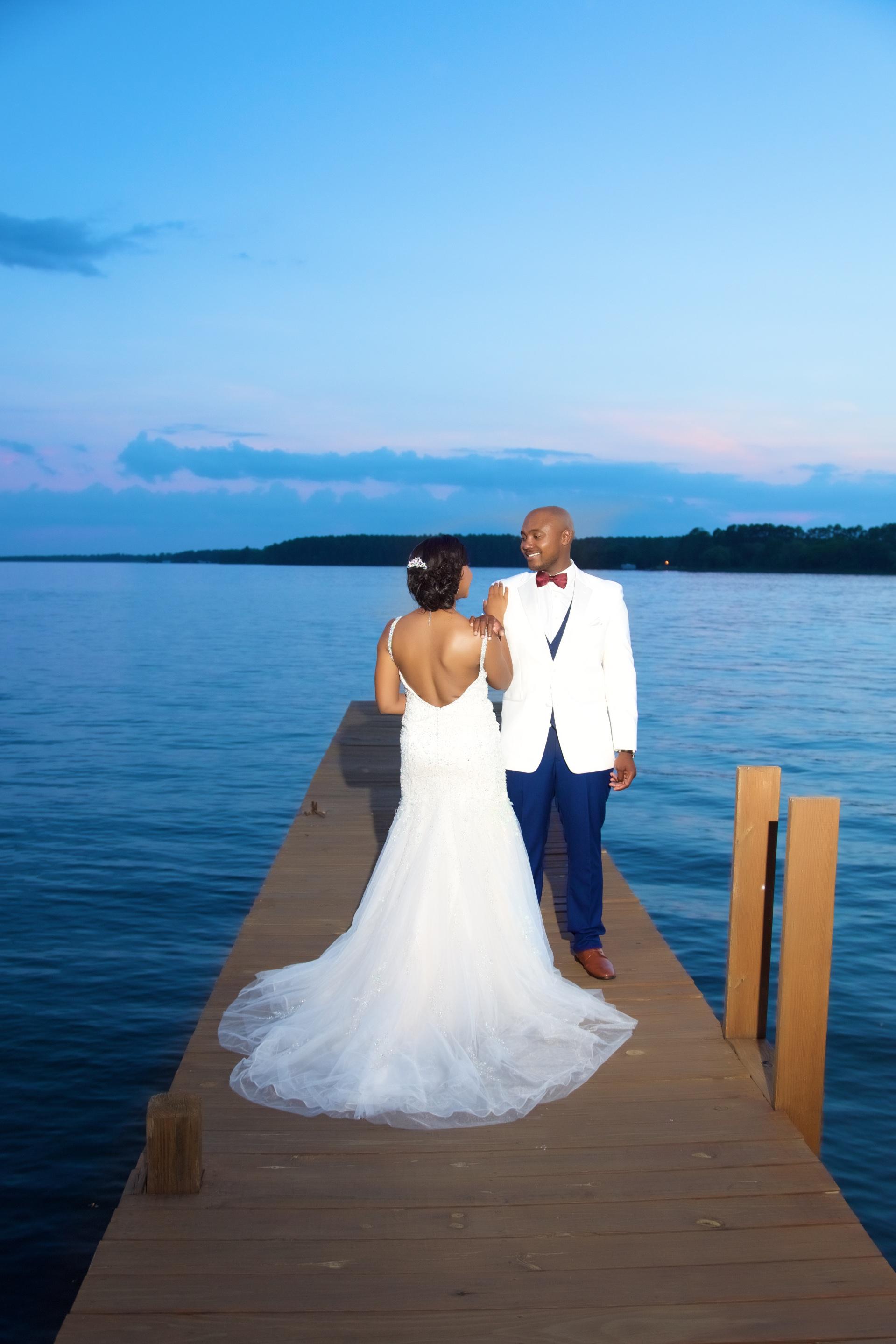 Kelly & Watson's Wedding - TYLER TEXAS