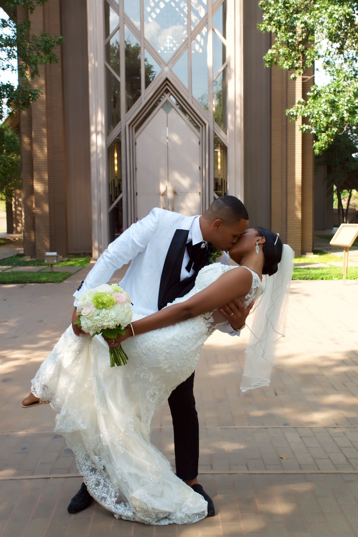 Jerika & Peter's Wedding - FORT WORTH TEXAS