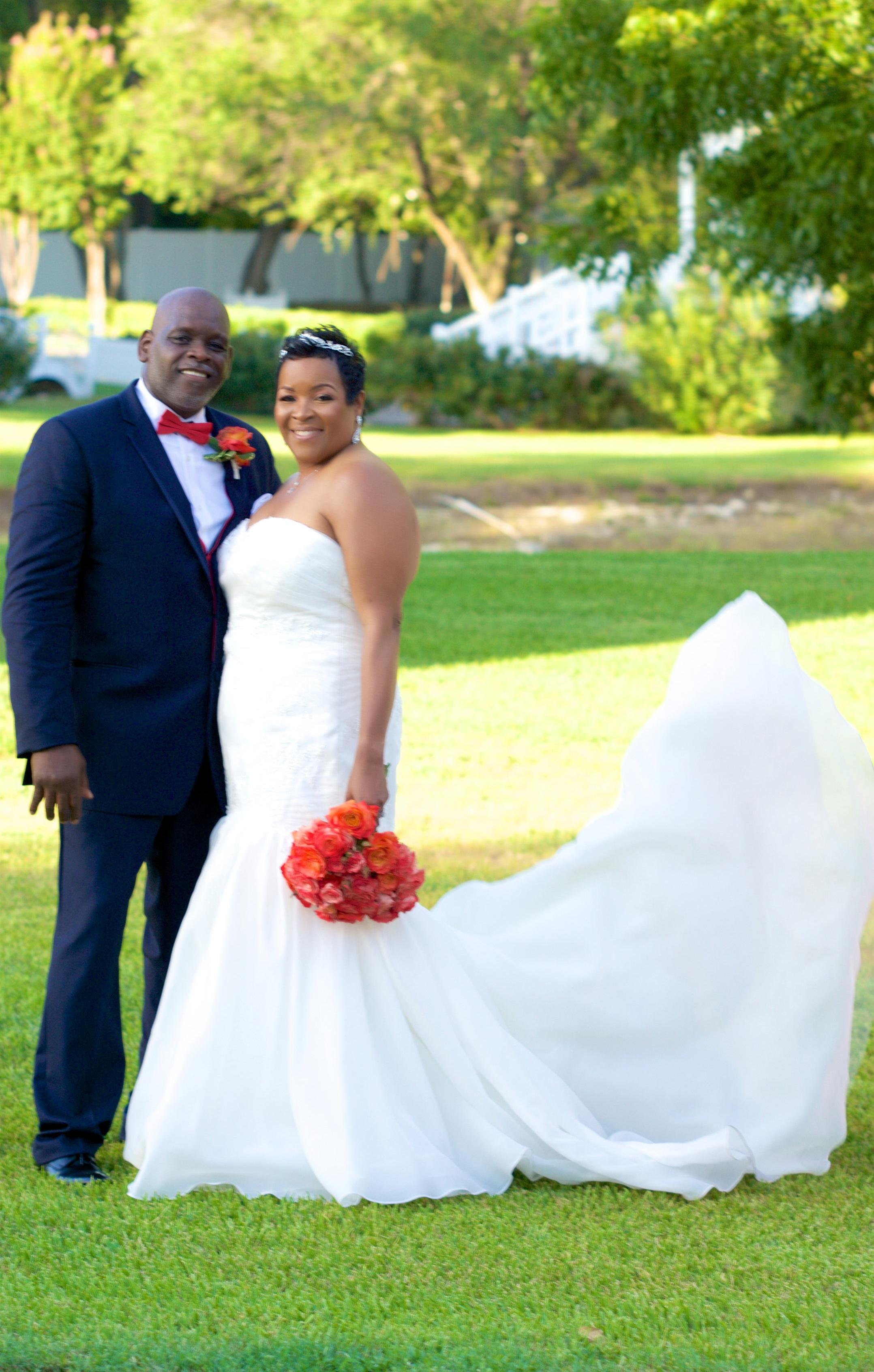 Phyllis & Dessee's Wedding - CEDAR HILL TEXAS