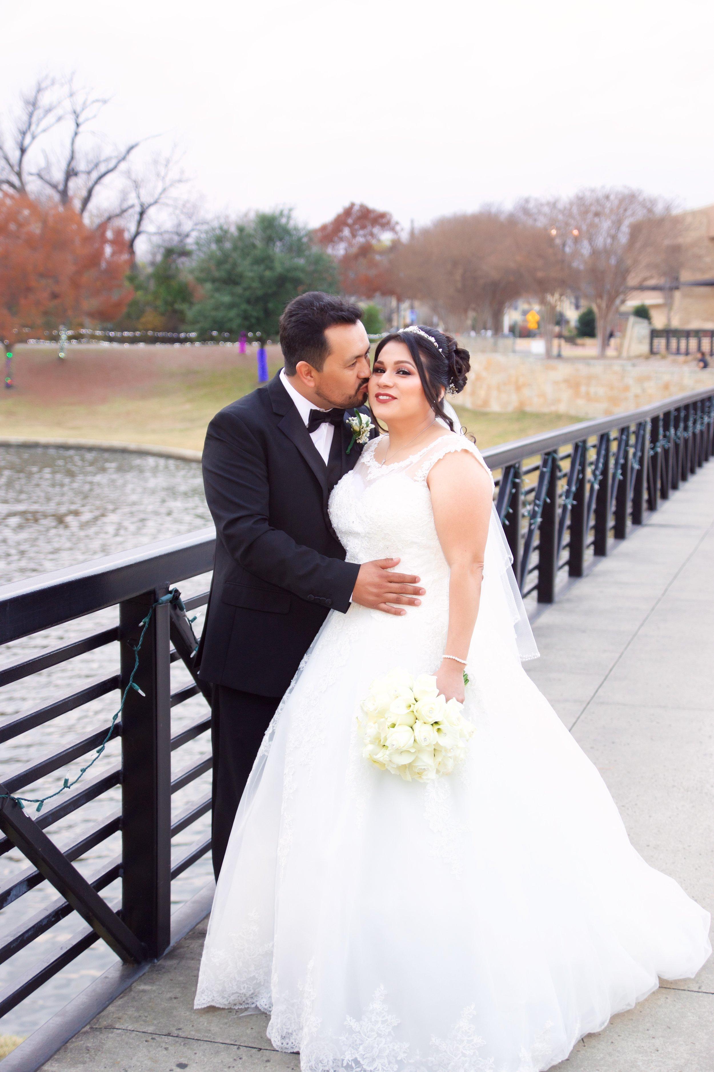 Jose & Cristina's Wedding - GRAND PARIE TEXAS