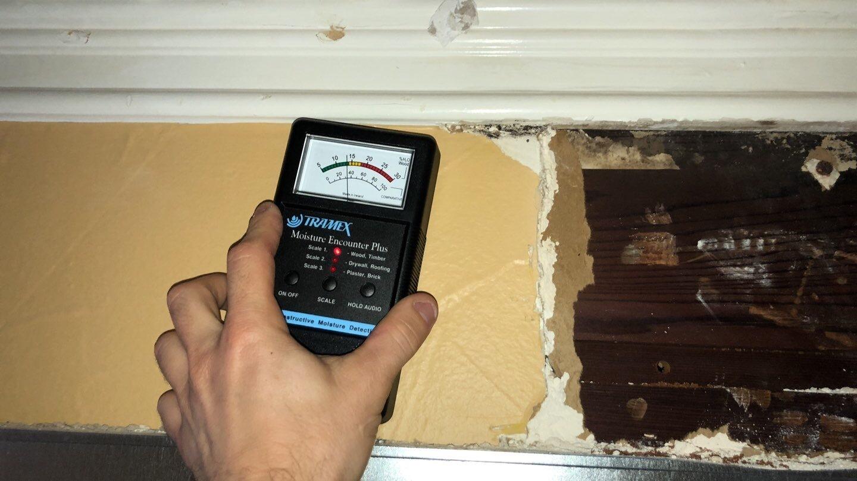 leak detection in fort lauderdale home