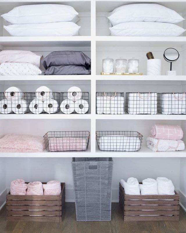 Closet organization dreams coming true thanks to cute target baskets making even toilet paper look cute!! 📸 @thehomeedit . . . . #neutralhome #interiors123 #dailydecordetail #myserie7 #thenewbohemians #mydecorvibe #howyouhome #apartmenttherapy #oneroomchallenge #kismetcheckoutmyhouse #luxeathome #interiordesign #interiordecor #home #homestyle #homedesign #interiors #interiorstyling #homeinspo #homesohard #mycovetedhome #peepmyhome #pocketofmyhome #showmeyourstyled #howwedwell #makehomeyours #lovetohome #myhomevibe #mydomaine #currenthomeview