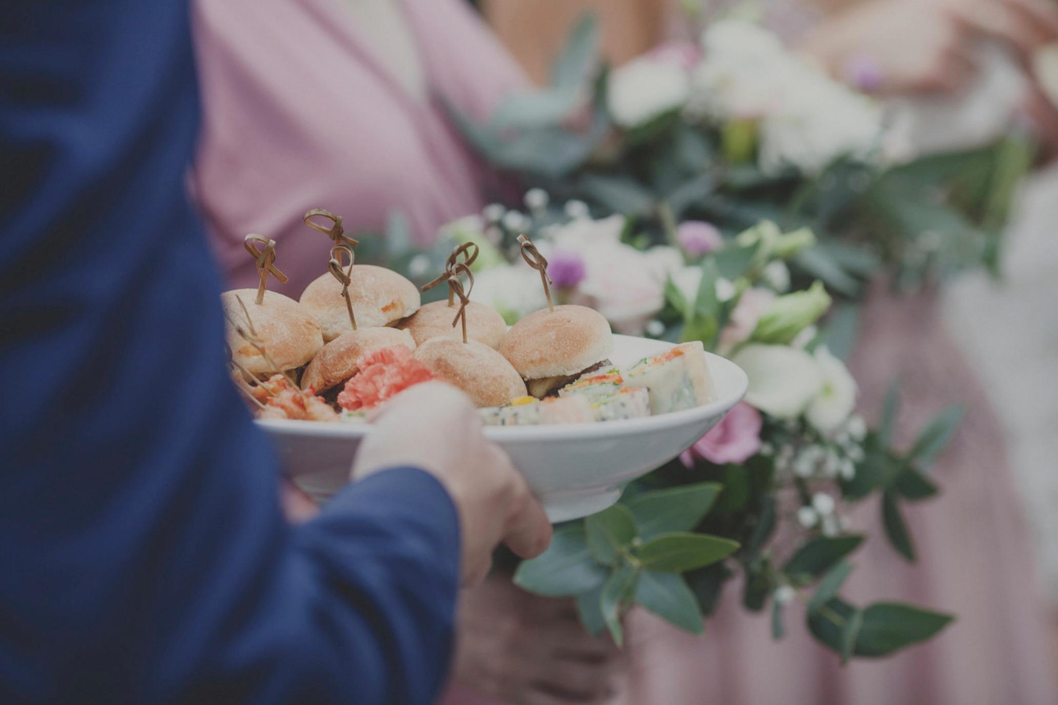Wedding sliders
