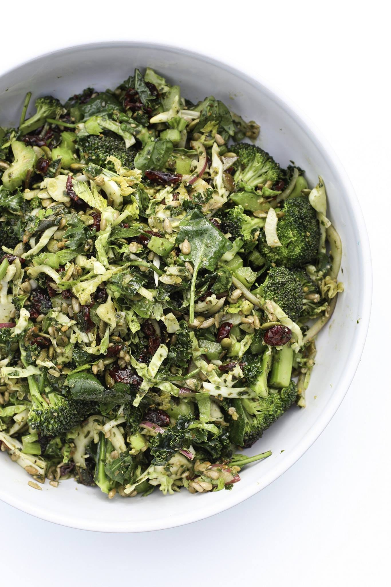 Broccoli salad from Sunday Cantina