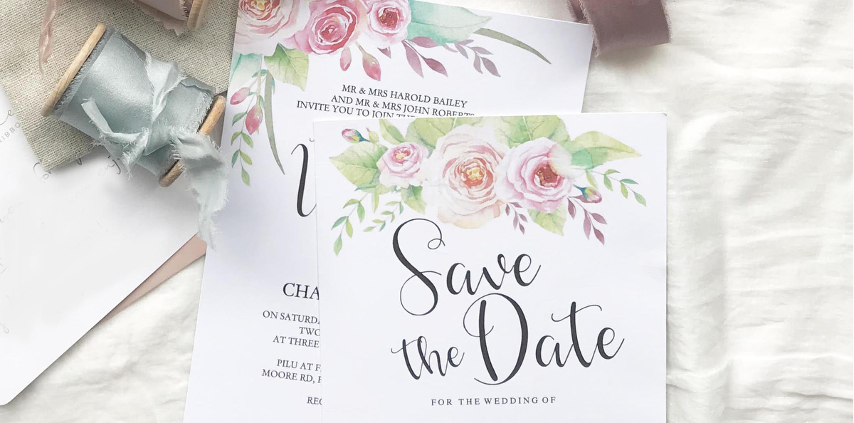 Invites by   Friday Feels Paper