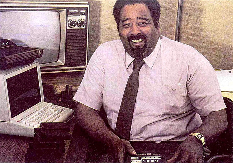 Photo credits: The Estate of Jerry Lawson (Jerry Lawson)
