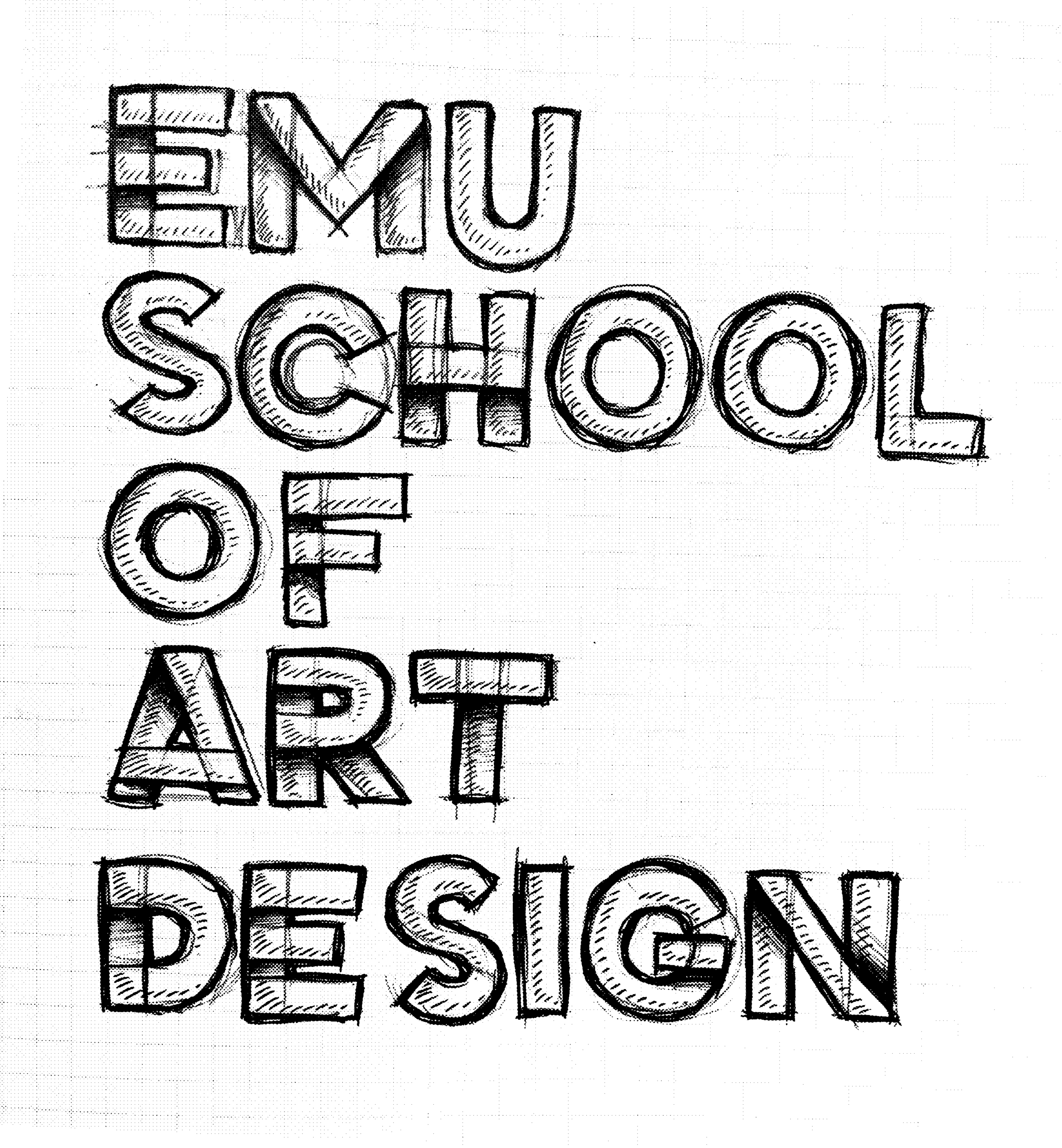 Sketchy Typography