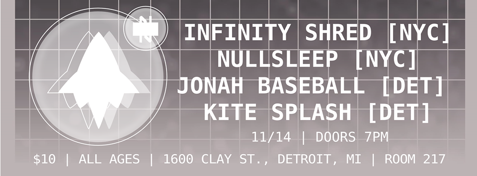 Infinity Shred FB Event banner