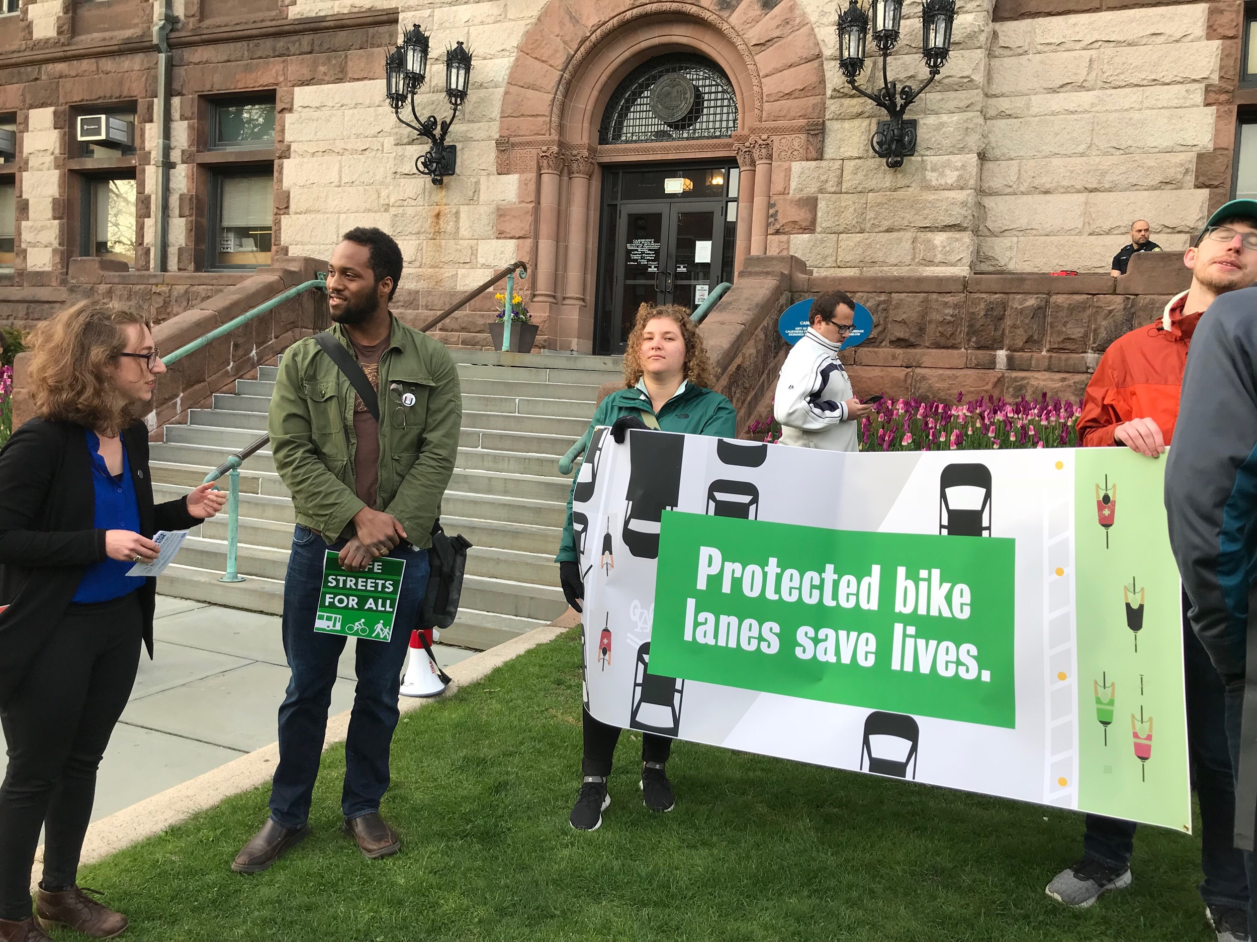 Bike safety rally - April 30th, 2019