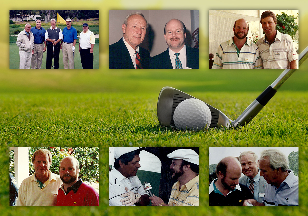 THE AUGUSTAGOLF SHOW - with John Patrick