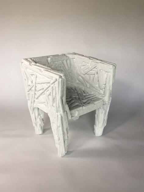 Amy Hauft, Salt Chair