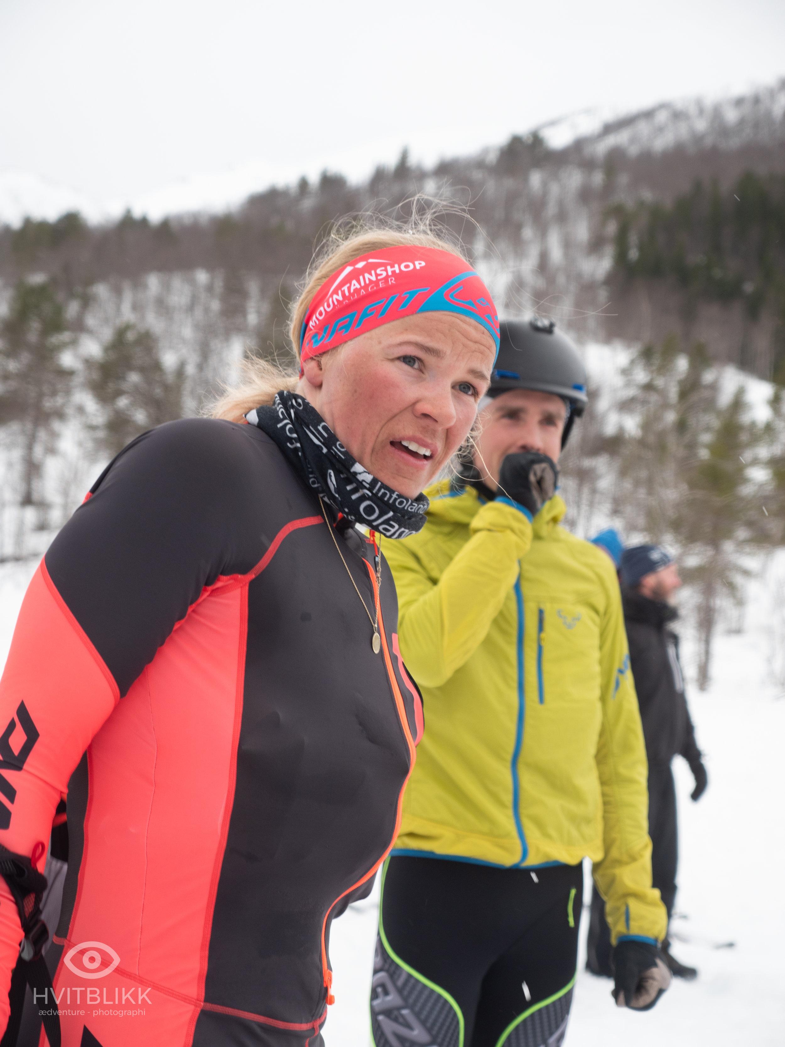 1 plass kvinner:  Vilde Buhrkall