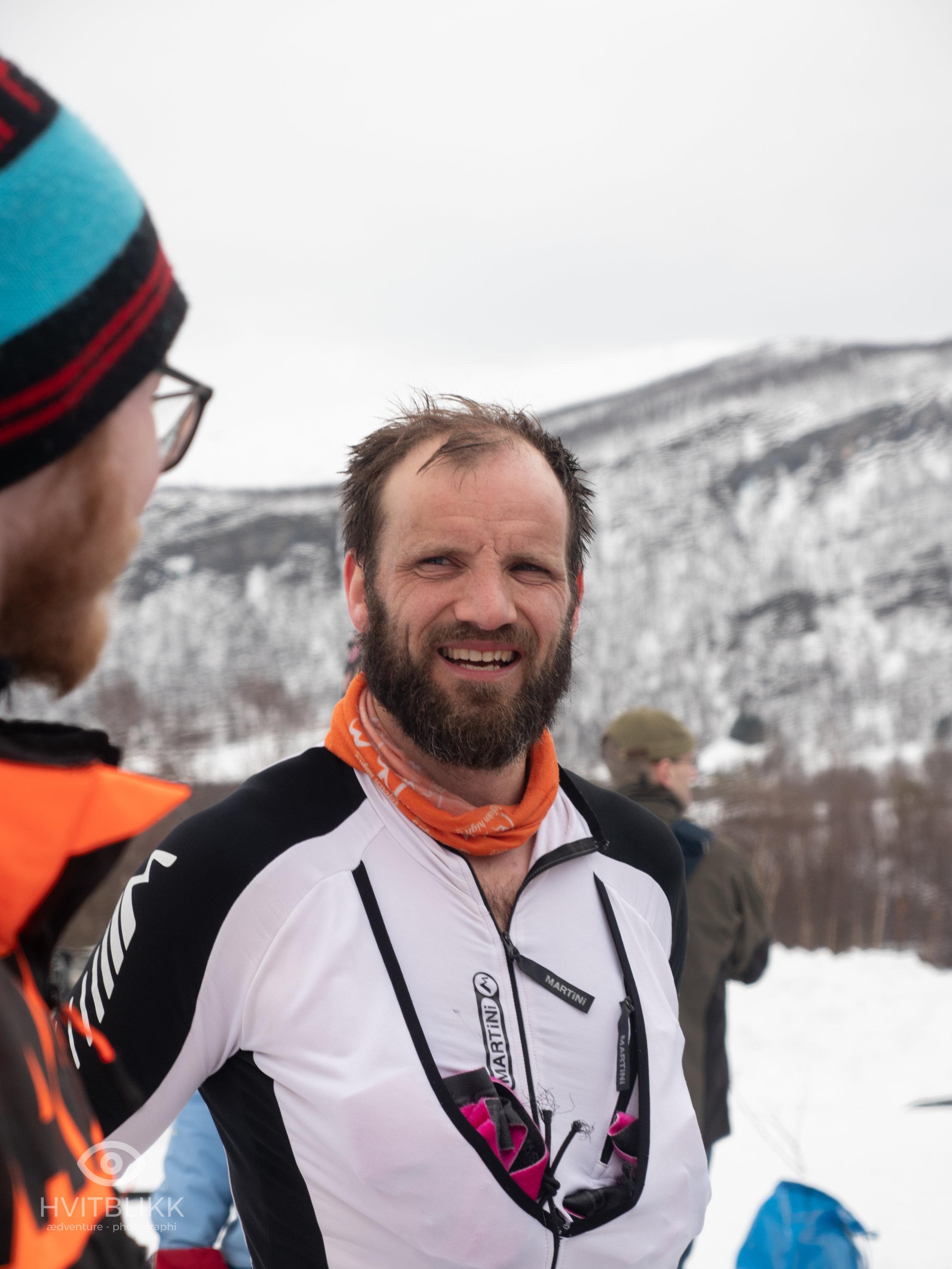 3 plass herrer:  Idar Heimdal Espe