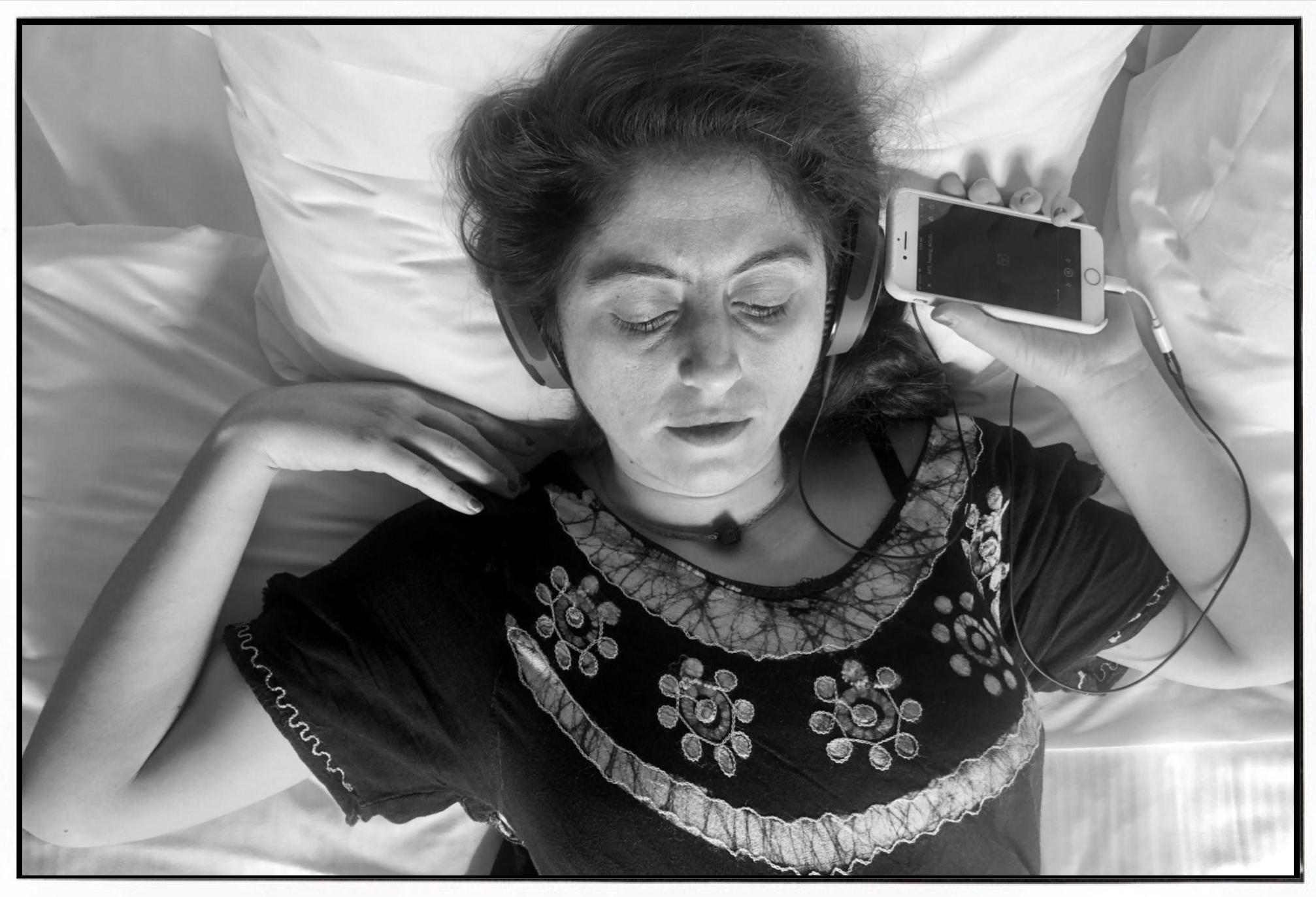 the bed whisperers, sharon mashihi, monique laborde, jen ng, wythe hotel, on air fest, sophie calle, les dormeurs