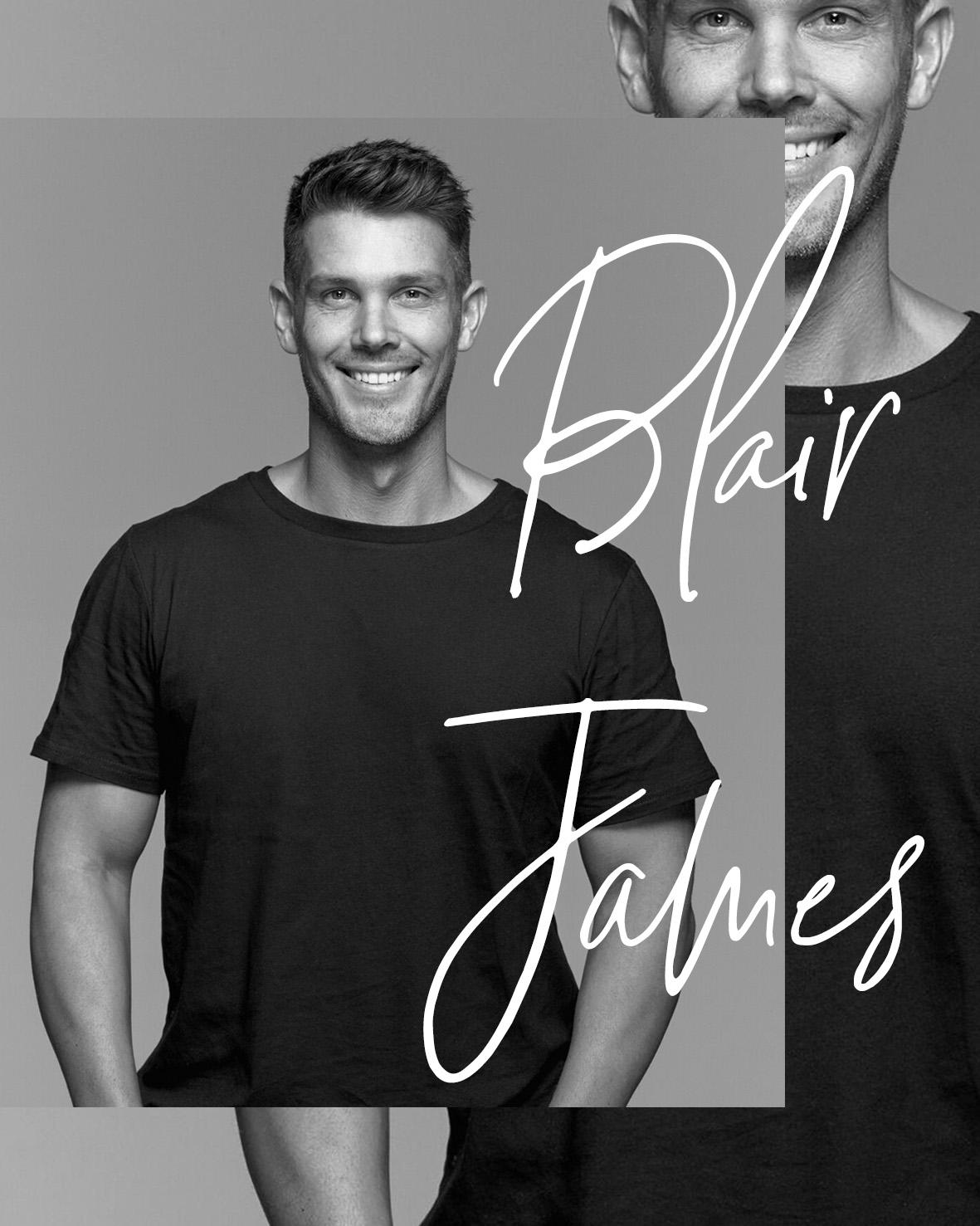 Blair James